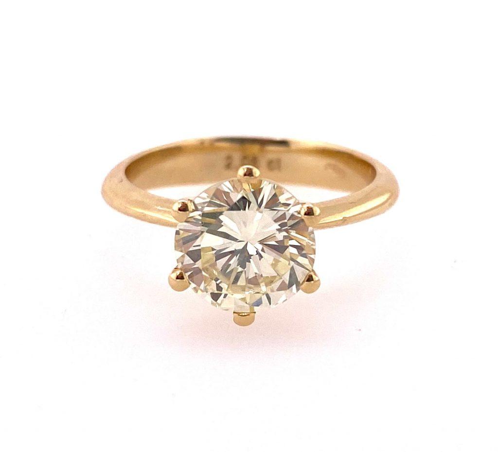 Diamanten schätzen lassen