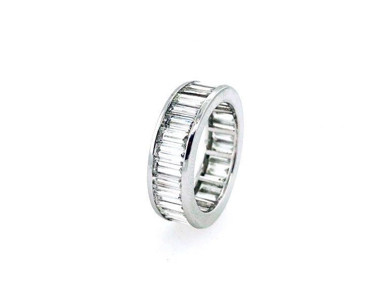 Diamanten verkaufen Ring