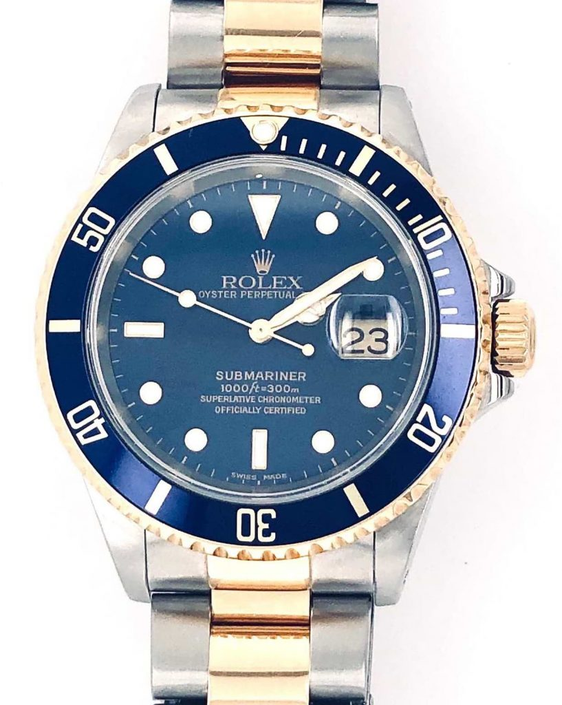 Rolex Ankauf Submariner