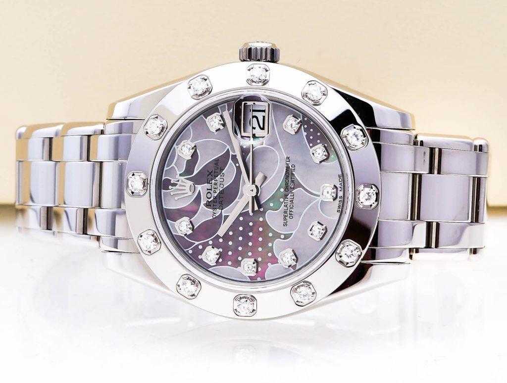 Rolex Datejust Pearlmaster verkaufen