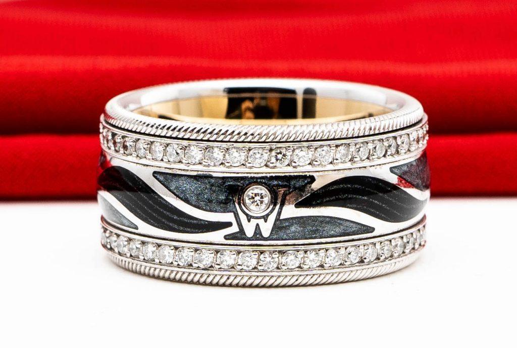 Wellendorff Engelskuss Ring
