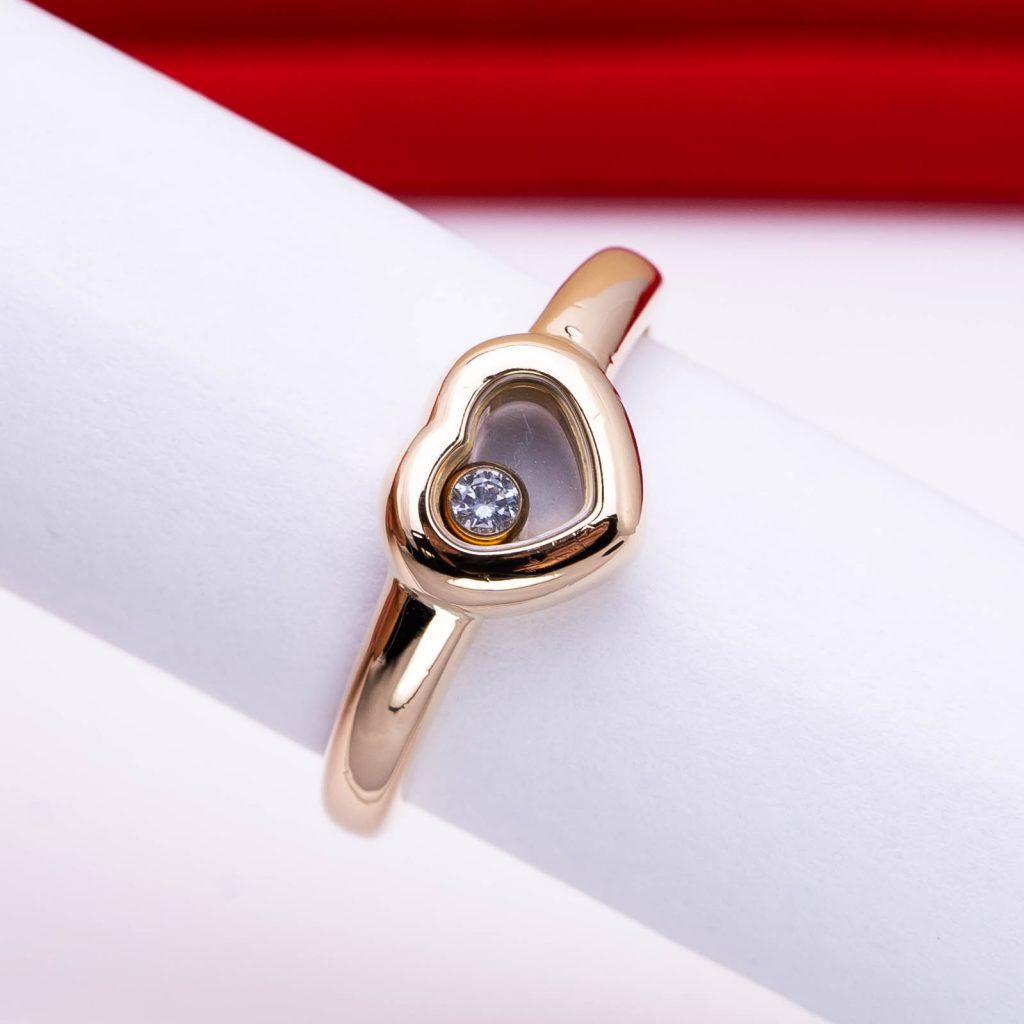 Chopard happy ring verkaufen
